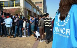 UNHCR calls on its 'model state' Germany to step up migrant protections