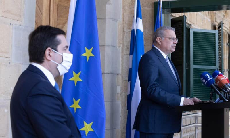 Cyprus asks EU Frontex to stop illegals sailing to north