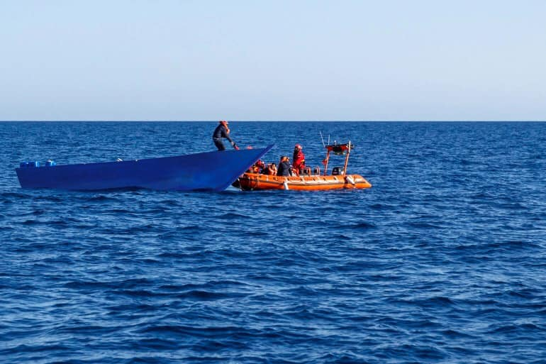 At least 41 illegals die after boat sinks off Tunisia