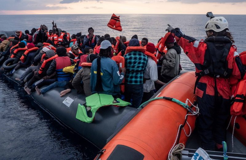 EU allowing migration-related taboo explode into a crisis