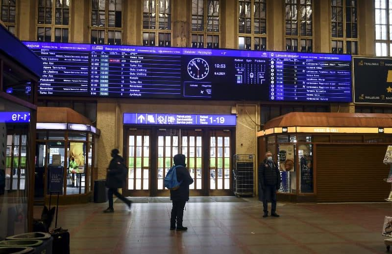 Underage people suspected of homicide at Helsinki Central
