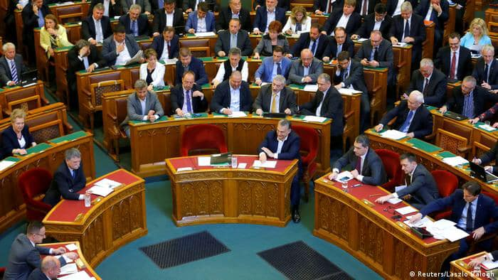 Hungary to revoke 2017 Transparency Law on foreign-funded NGOs