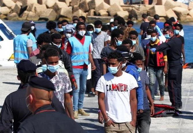Italy expects 30,000 migrants arrivals from Libya this year