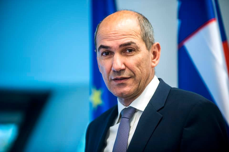 Europe rights envoy says freedoms worsening in Slovenia