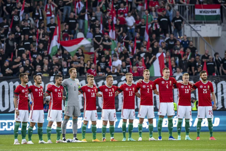 Hungarian Fans Boo and Whistle at Irish Football Team for Taking the Knee