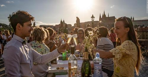 COVID lifts Prague's hangover. Now city wants to quit partying
