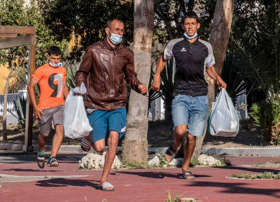 Thousands of migrants remain in Ceuta as Morocco blocks deportations