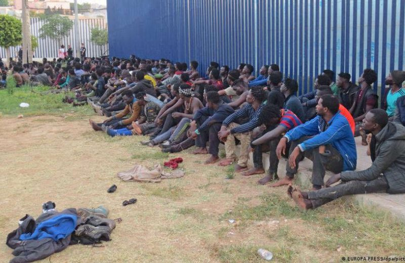Again…Spain is not prepared for this? More than 200 illegals climb fence to enter Spanish enclave of Melilla.