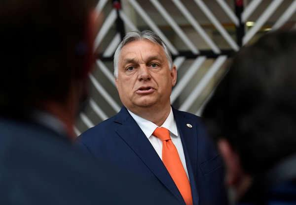 Orban's Way: Pressured by Brussels, Orban does not back down, but delivers a counter punch to the EU Commission and cultural Marxists across Western Europe.