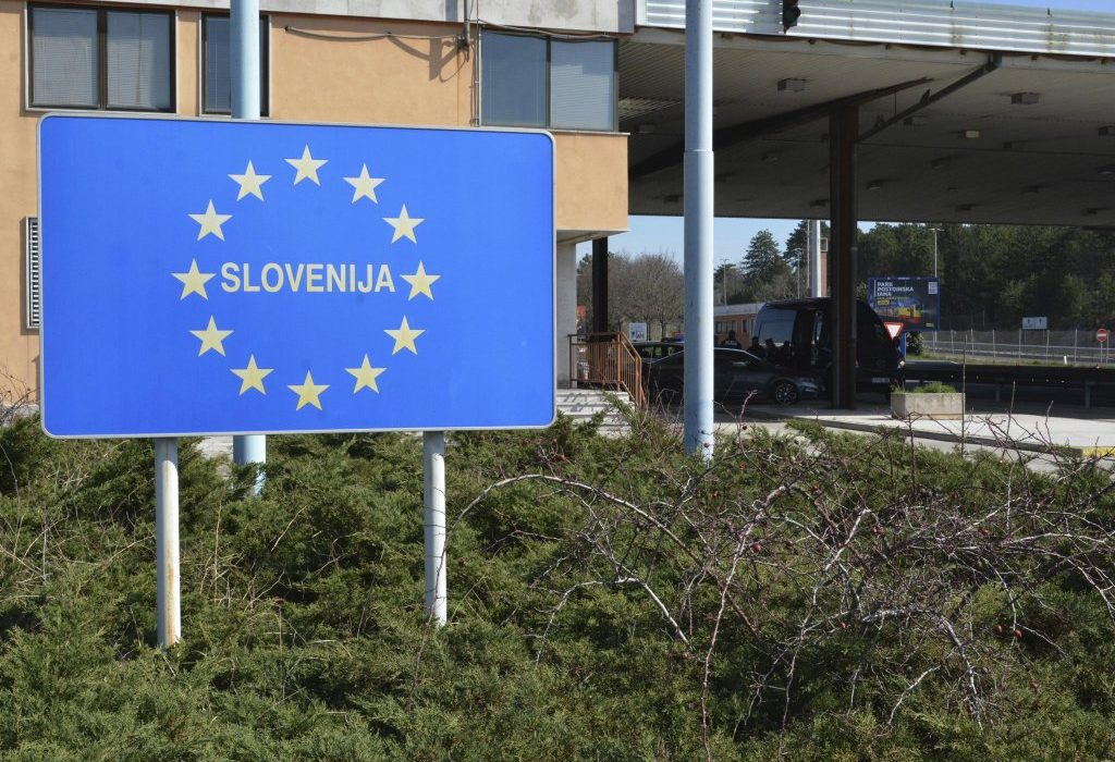 Italy-Slovenia joint border patrols to resume to curb migration flows to Western Europe along the Balkan route.