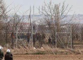 Greece: The Afghans are coming; 60 illegals denied entry from Turkey, which has done far more damage to the EU than Belarus.
