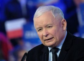 """Poland: PiS leader says, """"We want to be in the EU...But at the same time, we want to remain a sovereign state."""""""
