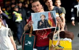 Many of Merkel's Syrian migrants will vote for the first time in German election.