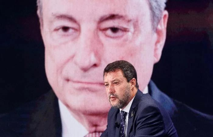 Italy: Salvini, Lega imploding. Is Draghi swallowing both whole?