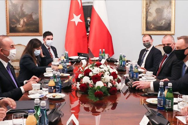 Oh my, Poland needs to be careful with embracing Turkey or supporting its EU accession.